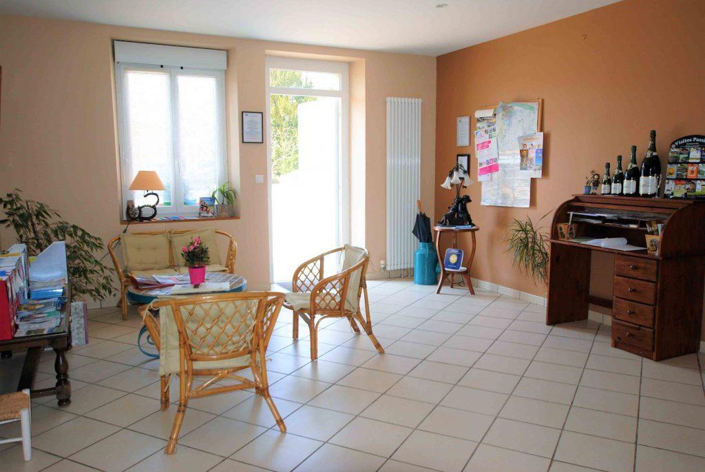 Chambres d'hôtes aux alentours de Châlons